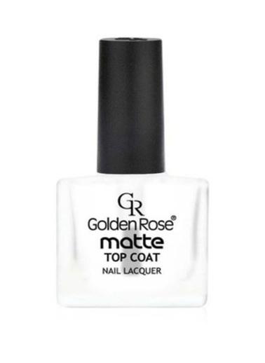 Golden Rose Golden Rose Matte Naıl Lacquer No:33 Renkli
